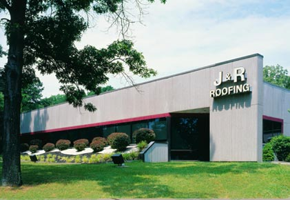 J and R Roofing Company, Inc Central Maryland Office